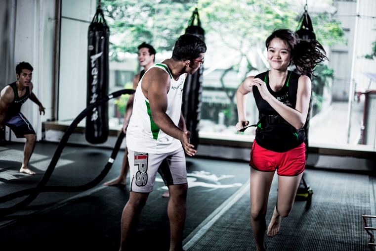 Strength & Conditioning | Monarchy MMA